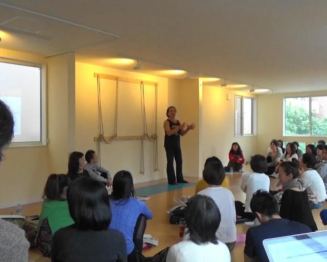 第2回アスリートヨガ事務局主催セミナー「指導者のルール」