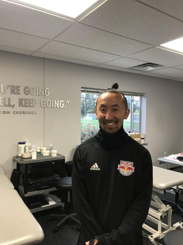 第17回セミナー「ニューヨークレッドブルズ日本人トレーナーから学ぶ」